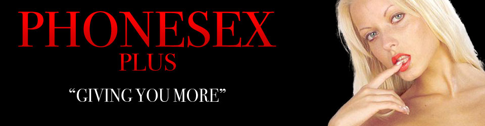 Phone sex plus header